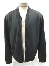 NWOT Ted Baker London Full Zip Navy Black Jacket- Men's Size 6  RT.$210