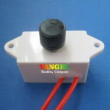FitSain--AC110-240V 1500W SCR dimming switch thermostat switch speed switch