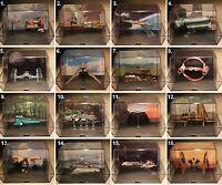De Agostini-Star Wars: Raumschiffe und Fahrzeuge-TIE Crawle-Podracer-UT-AT-Ewog