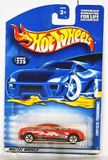 Hot Wheels - Chrysler Thunderbolt - aus dem Jahr 2000