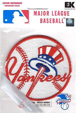 3 New York Yankees MLB Licensed Patch FASTEST FREE SHIPPING on eBay BEST DEAL
