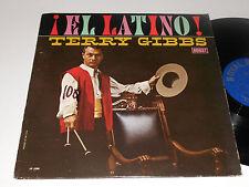 TERRY GIBBS VG++ El Latino LP 2260 Roost Mono Willie bobo Jerome Richardson