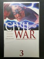 CIVIL WAR #3 MARVEL COMICS 2006 NM+