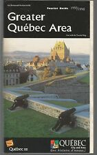 Greater Quebed Area Tourist Guide 1997/1998 PB
