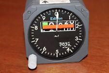 Altitude Indicator - Servoed - EDISON 9802-15-01
