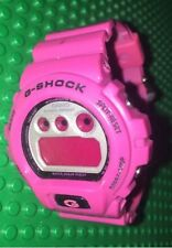 CASIO G-SHOCK 'Tough Culture' Limited Edition Watch Pink Classic 1289 DW-6900CS