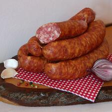 Knoblauchknacker, Knacker Knoblauch, geräuchert, 1Paar vac  (ca. 350g=11,29€/kg)