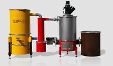 Holzgasgenerator, Holzvergaser, BHKW, Holzgas