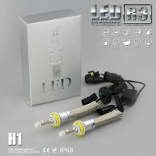 H1 80W 9600LM Car Fanless CREE XHP-50 LED Headlight Kit White Bulbs 6000K R3