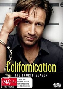 Californication : Season 4 (DVD, 2-Disc Set) NEW