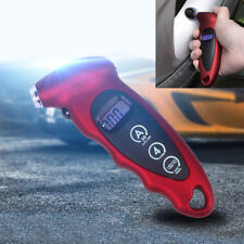 Digital Tire Pressure Gauge Meter Tester Backlight 150PSI Car Bike Motorcycle RD