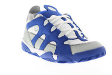 ES Scheme 5101000164093 Mens White Mesh Skate Inspired Sneakers Shoes 7