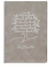 Stammbuch der Familie, Sand, -Sanri- Samt, Familienstammbuch, Stammbücher