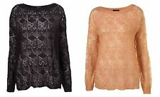 Topshop Hip Length Thin Knit Jumpers & Cardigans for Women