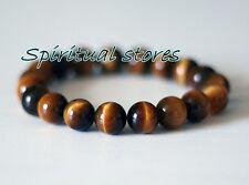 Top Quality Tiger eye semiprecious stone bracelet - Healing stone, Reiki