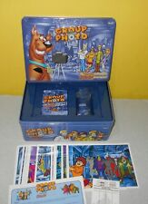 Scooby Doo Group Photo Card Game Tin Case Cartoon Network Complete 6+