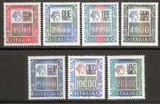 1978-87  -  ITALIA ALTI VALORI SERIE COMPLETA NUOVA **
