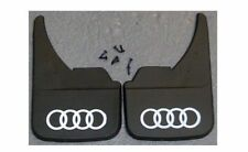 Car Mud Flaps Mudflaps Front Rear for Audi 80 100 A1 A2 A3 A4 A5 Mud Flap hoops