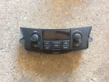 Suzuki Swift Climate Control Unit Controls 2010-2016 MK4