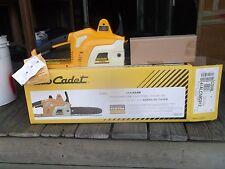 """NEW IN BOX...Cub Cadet CS59L Electric 10"""" Chainsaw"""