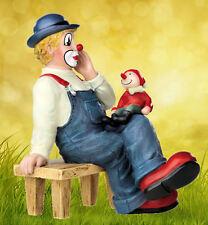 """Gilde Clown handbemalte Sammlerfigur """"Das Heinzelmännchen"""" Sonderedition 10216"""