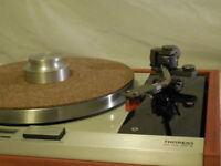 Jelco 750 550S 850S 950 Tonearm Armboard for Thorens TD-125 & 125MKII Turntables