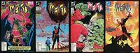 The Weird Comic Set 1-2-3-4 Lot Berni Wrightson art Jim Starlin Batman Superman