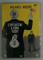Capitalism: a love story DVD Michael Moore Film Cinema Video Movie