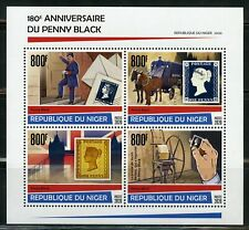 Niger 2020 150th Anniversary Of The Penny Black Sheet Mint Never Hinged
