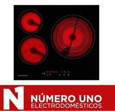 Placa Vitrocerámica Jocel JP3EV002006, 3 fuegos