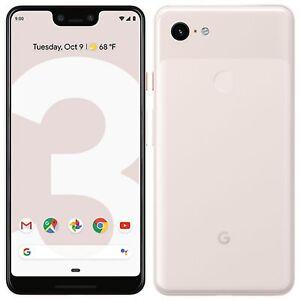 "Google Pixel 3 XL 64GB 4GB RAM 6.3"" IP68 Octa-core Android 4G Phone By FedEx"