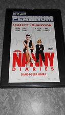 DVD DIARIO DE UNA NIÑERA (THE NANNY DIARIES