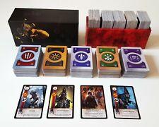 GWENT KARTEN THE WITCHER 3 WILD HUNT 5 KARTENDECKS NEU FULL SET of GWENT CARDS