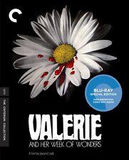 Valerie & Her Week Of Wonders (2015, Blu-ray NEUF)