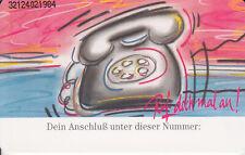 P 15 .92  **  Telefon - M20 3212 MzU ohne Adressleiste !!!  ** ungebraucht  RRR