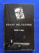 BLESS ME, ULTIMA - FIRST EDITION INSCRIBED BY RUDOLFO A. ANAYA