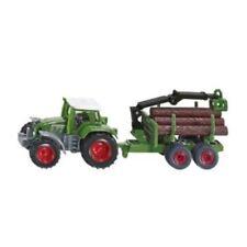 Tracteurs agricoles miniatures en bois