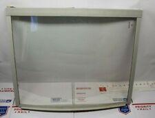 """Metalfrio H130C 52"""" Commercial Curved Top Glass Door Top window"""