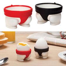 Sumo Eggs Japon Coquetiers oeufs Support Holders Affichage Petit Déjeuner Cadeau
