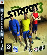 FIFA Street 3 PS3 playstation 3 jeux foot football shooter games 360
