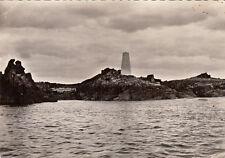 ILE DE BREHAT la tour blanche timbrée 1961
