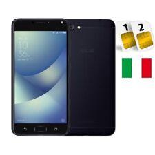 "ASUS ZENFONE 4 MAX 5.2"" ZC520KL 32GB RAM 3GB DUAL SIM BLACK ITALIA NO BRAND"