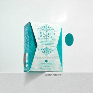 LeChat Perfect Match UV Gel + Nail Polish - PMS175 Riding Waves 0.5 fl oz