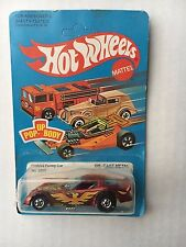 HOT WHEELS FIREBIRD FUNNY CAR (3250) (MALAYSIA) UNPUNCHED MIP