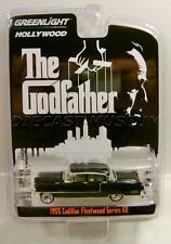 1955 '55 CADILLAC FLEETWOOD SERIES 60 THE GODFATHER GREENLIGHT HOLLYWOOD