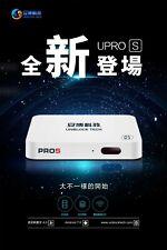 Unblock Tech TV Box 最新安博盒子GEN7 OS國際版正品 UBOX7 UProS I9 2G+32G大陸港澳臺日韓 Android IPTV