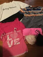 old navy/rue 21/day dreamer girl 10 pcs clothes lot size:14/16