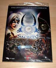 Sacred 2 - Fallen Angel - Das offizielle Strategiebuch - Deutsch Neu OVP