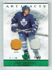 12-13 UD Artifacts  Ron Francis  /75  Jersey--Patch  HOF