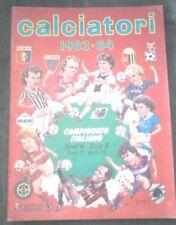 STREPITOSO E RARO ALBUM CALCIATORI PANINI 1983/84 * VUOTO,PERFETTO,INTONSO* N.38